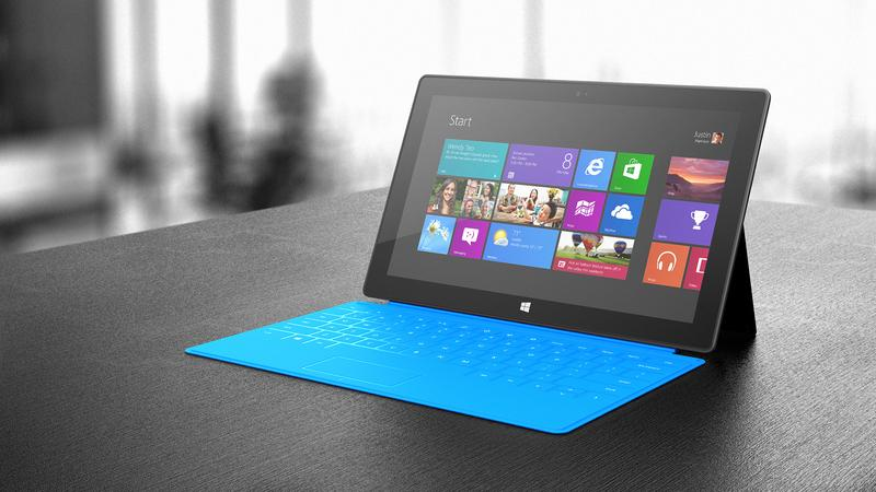 Свой путь Microsoft Surface
