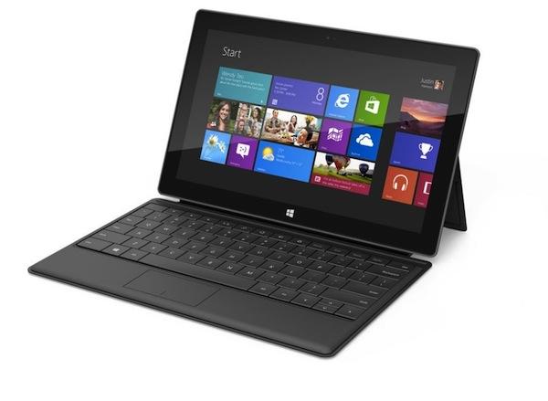 Презентация Microsoft Surface™