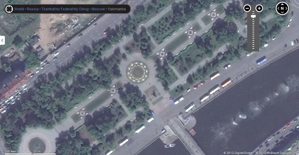 Обновление карт Bing 1