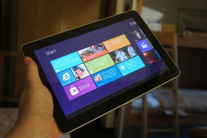 Samsung работает над планшетом с Windows 8