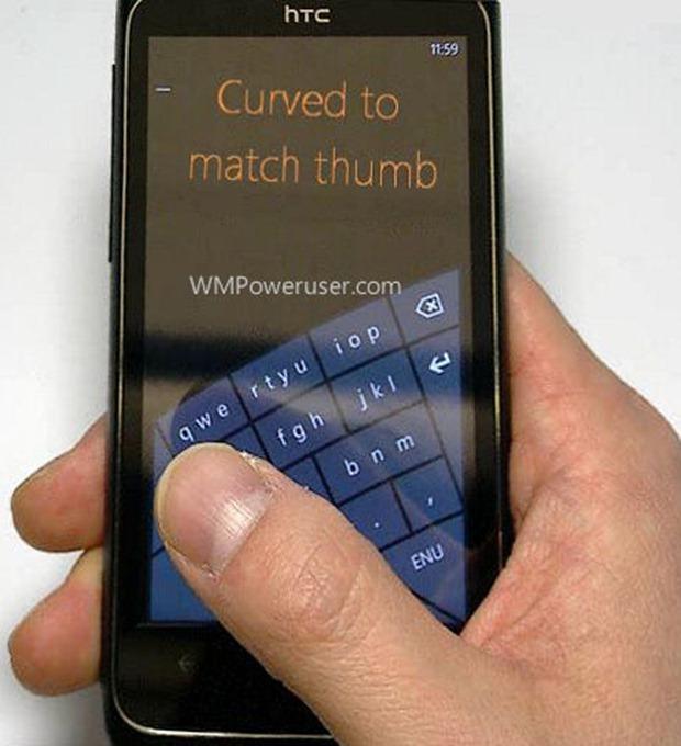 Клавиатура в Windows Phone 8