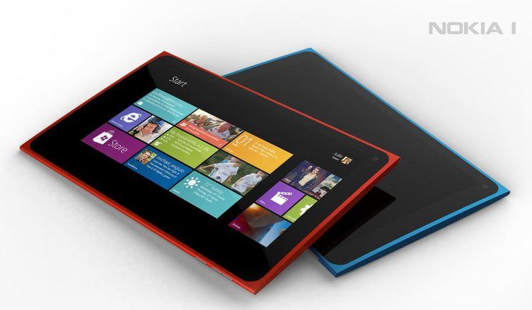 Nokia тоже работает над Surface RT