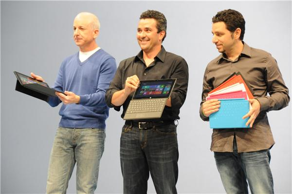 Взгляд на новый курс Microsoft