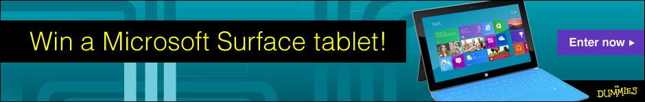Чайник выиграет планшет Surface