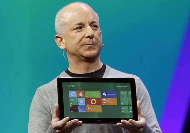 Отец Surface покидает Microsoft
