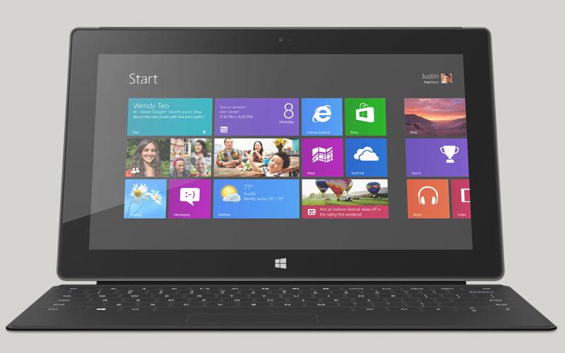 Известна цена на Surface Pro