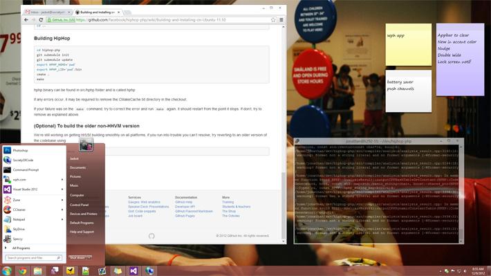 Полное отключение MetroUI в Windows 8