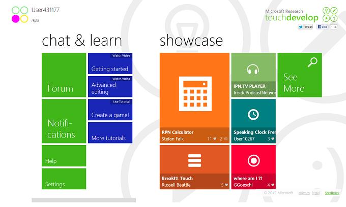 Делаем приложения Windows 8... в браузере!