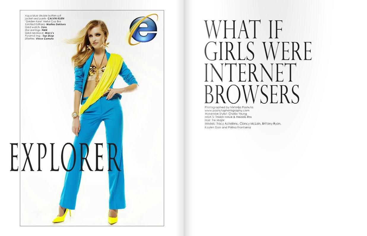 fashion affair_internet browsers_girls