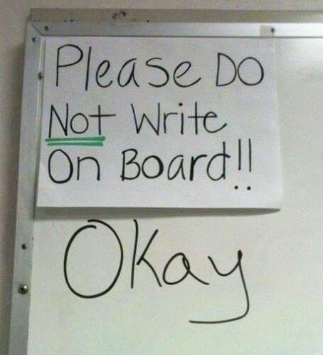 do-not-write-on-board